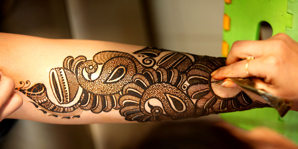 Top Mehndi Artist In Delhi